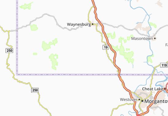 Mappe-Piantine Spraggs