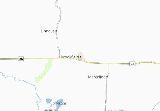Brookfield Map