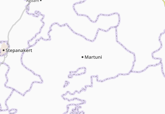 Martuni Map