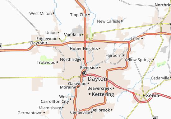 Mappe-Piantine Northridge