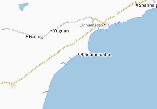 Beidaihehaibin Map