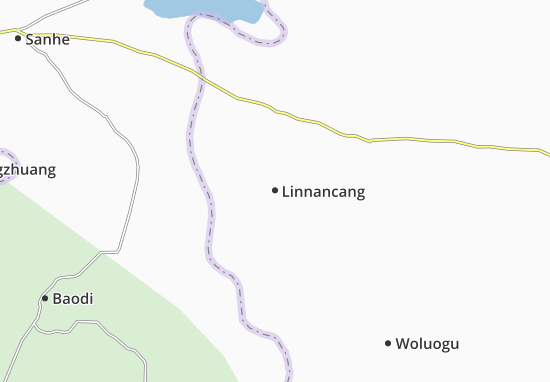 Linnancang Map