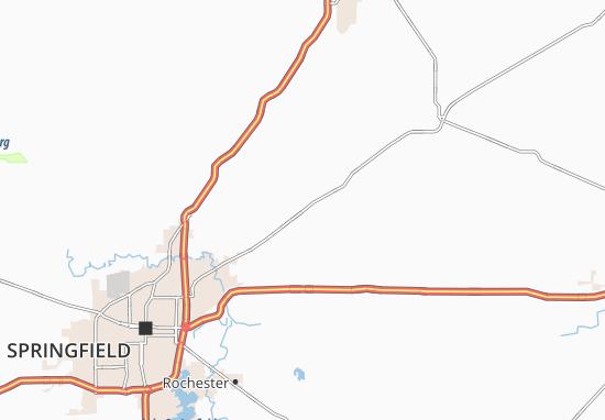 Buffalo Hart Map