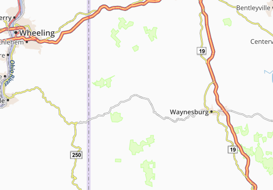 Graysville Map