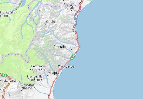 Mappe-Piantine Amendolara