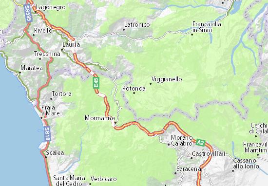 Rotonda Map