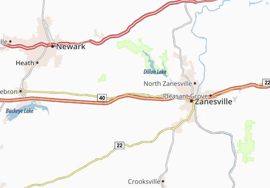 Hopewell Map