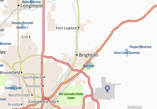 Brighton Map
