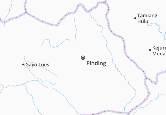 Pinding Map
