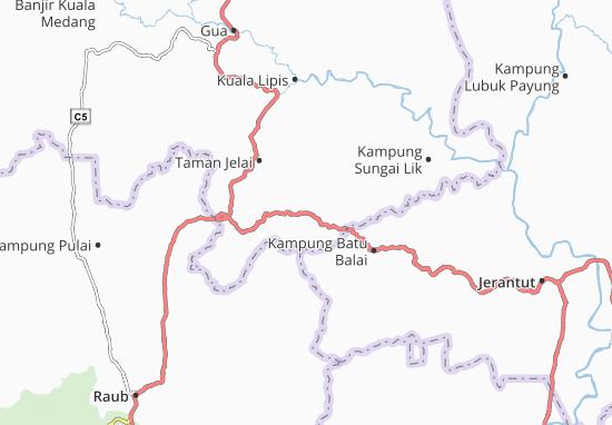 Mappe-Piantine Kampung Belimbing
