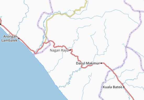 Nagan Raya Map