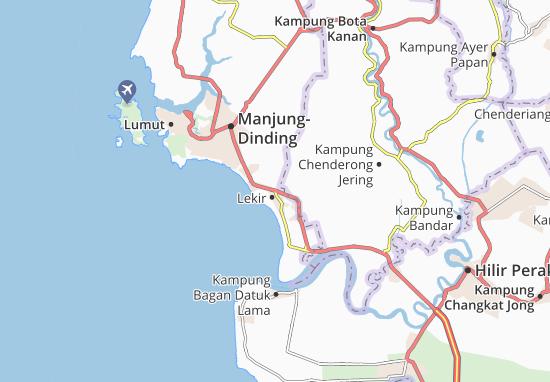 Lekir Map