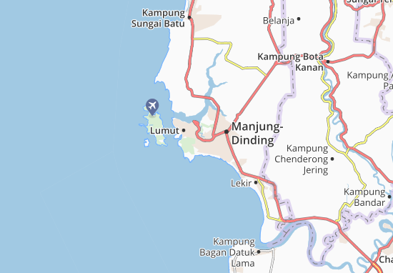 Mappe-Piantine Lumut