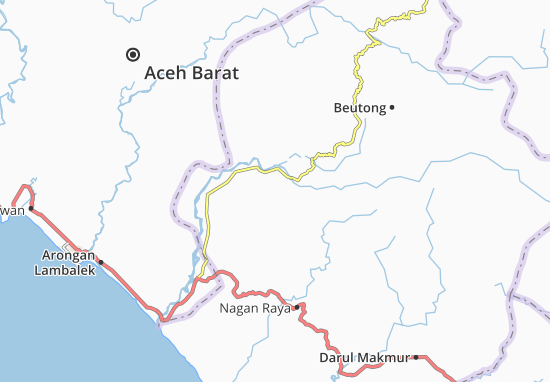 Mapas-Planos Seunagan Timur