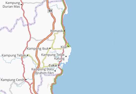 Kijal Map