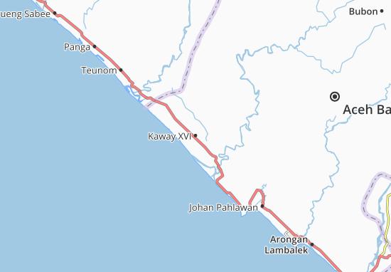 Mappe-Piantine Kaway XVI
