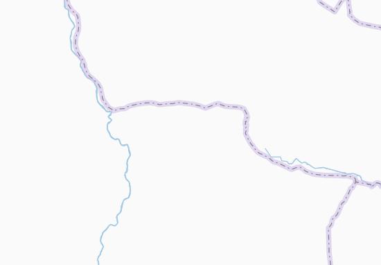 Carte-Plan Godzara