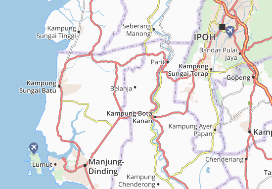 Mappe-Piantine Parit