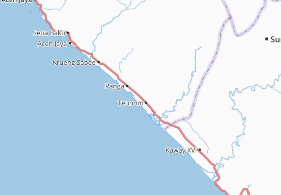 Teunom Map