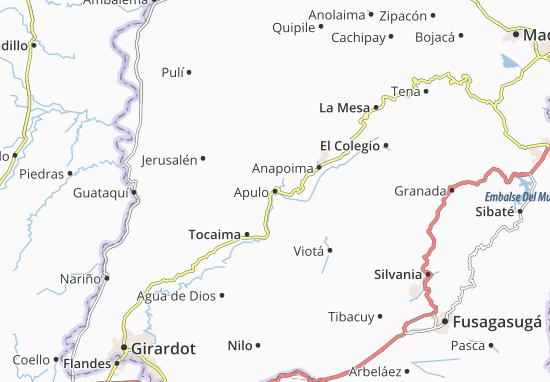 Carte-Plan Apulo