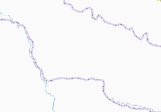Carte-Plan Pakandjia