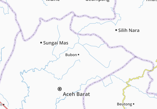 Bubon Map