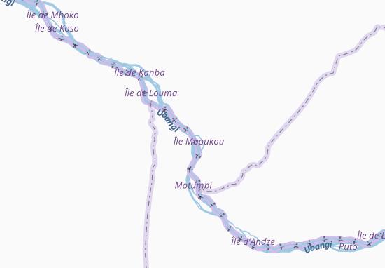 Carte-Plan Bakode