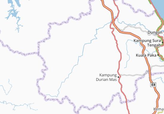 Kampung Pasir Raja Map