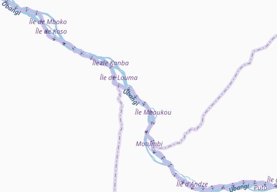 Carte-Plan Bakouji