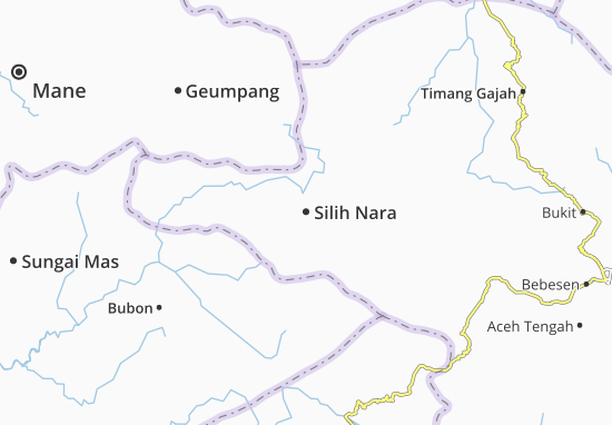 Silih Nara Map
