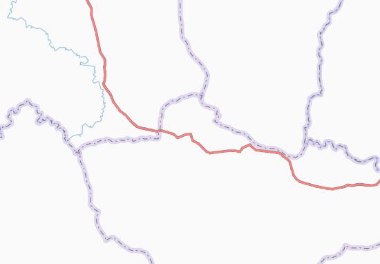 Carte-Plan Pounouka