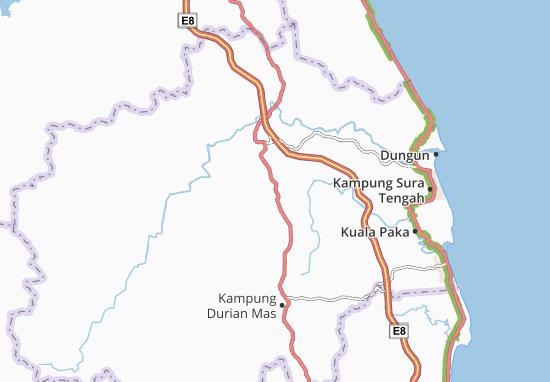 Mapas-Planos Kampung Talam