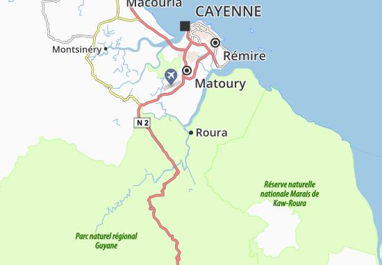 Mapas-Planos Roura