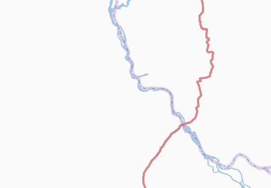 Carte-Plan Post Arinda