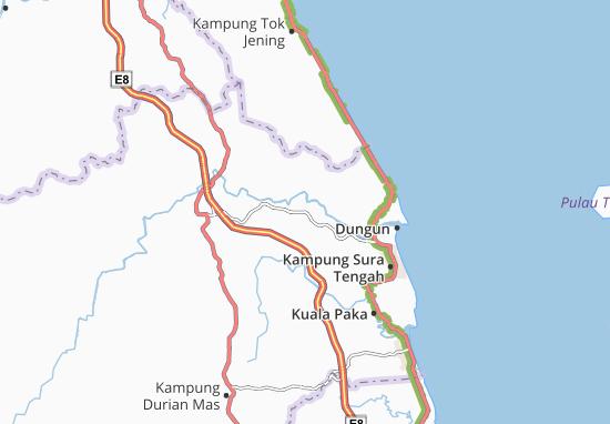 Mappe-Piantine Kampung Kumpal