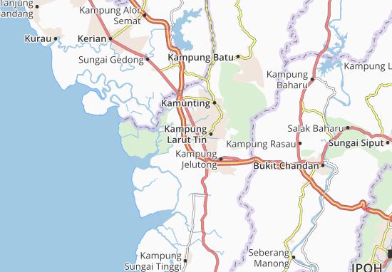 Simpang Map