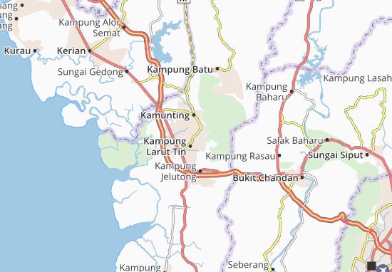 Mapas-Planos Taiping
