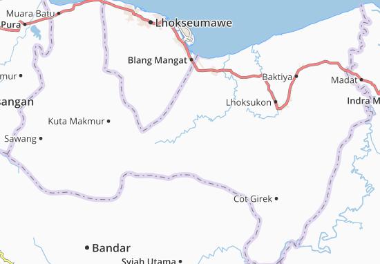 Mappe-Piantine Aceh Utara
