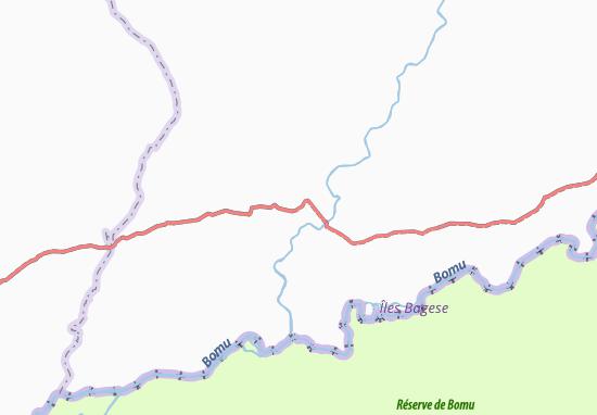 Carte-Plan Agoumar