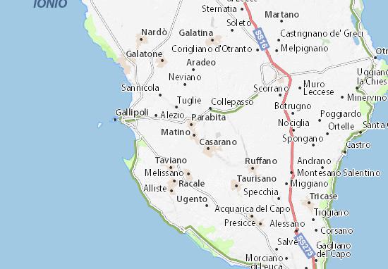 Matino Map