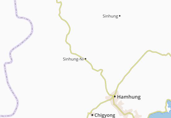 Mappe-Piantine Sinhung-Ni