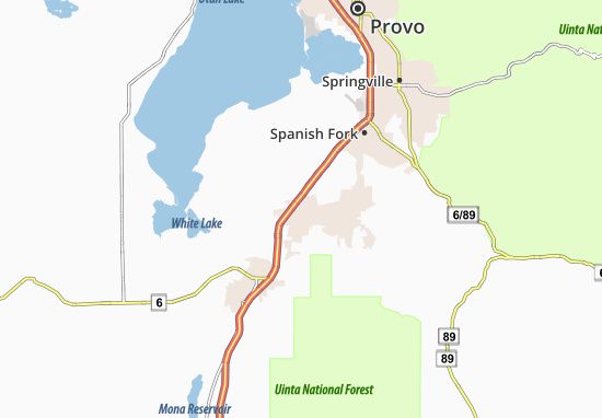 Payson Map