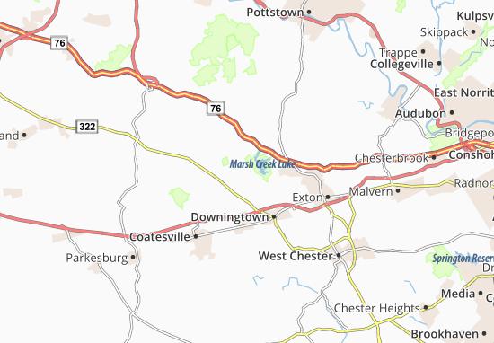 Lyndell Map