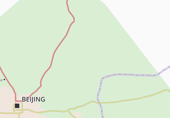 Shunyi Map
