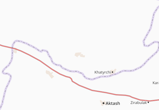 Mapas-Planos Khodzhakul'