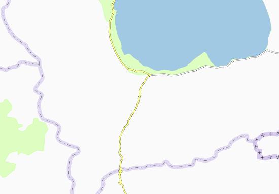 Mapa Plano Karanlukh