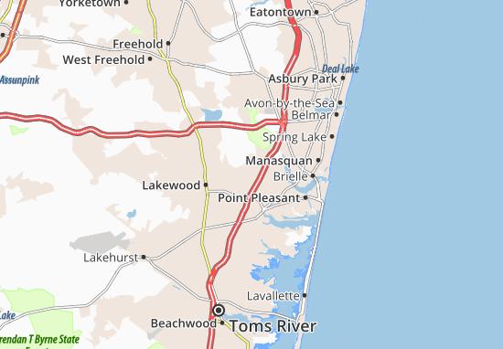 Ramtown Map