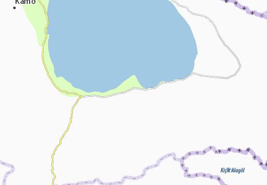 Tsovinar Map