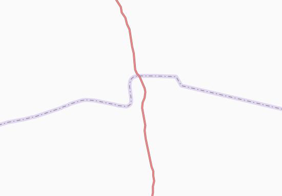 Kaart Plattegrond Darvaza