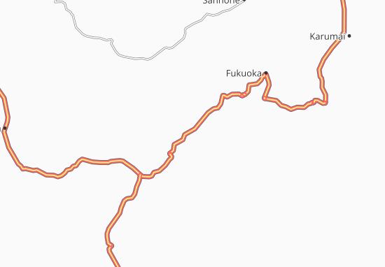 Johoji Map